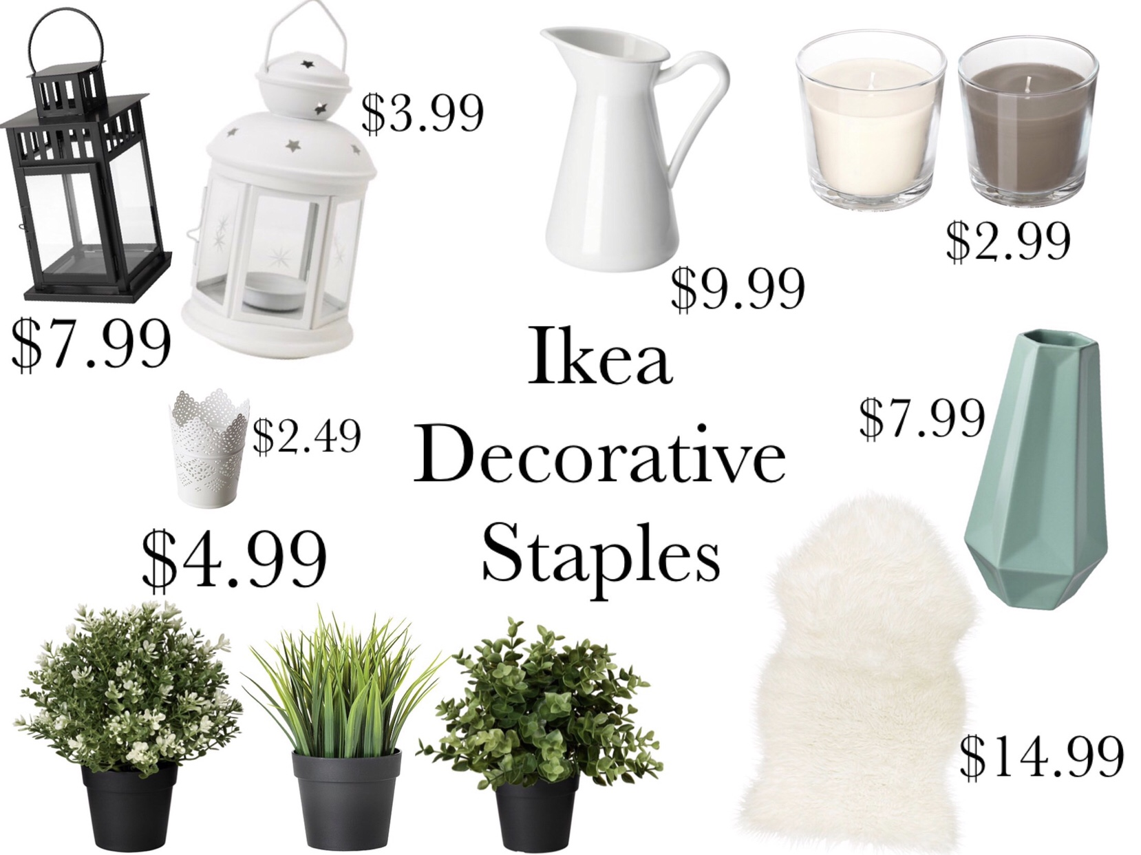 My Favorite Ikea Finds – Inspired Reality