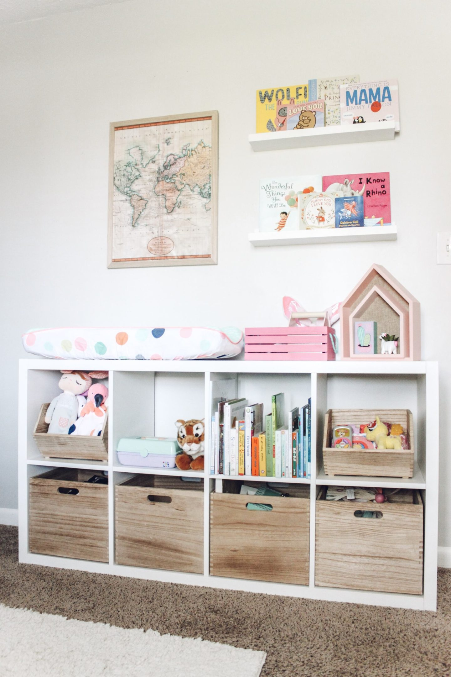 Bright Girls Nursery