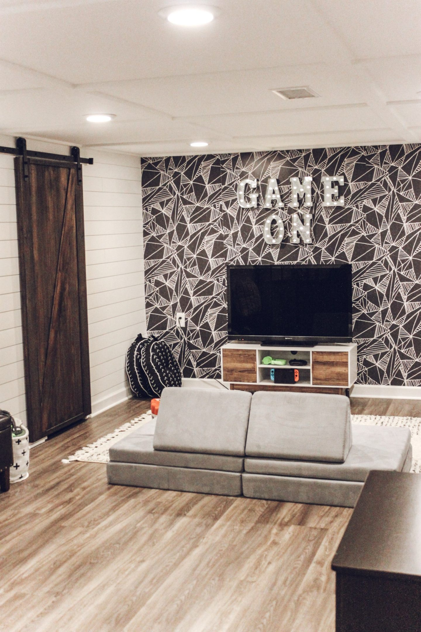 Boys Game Room